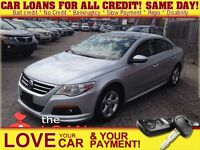 2011 Volkswagen CC Highline * LEATHER * PWR RF * REDUCED WAS $24