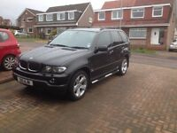 BMW X5 3.0D Sports, Excellent example