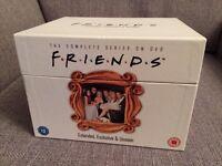 Friends DVD Boxset Season 1-10