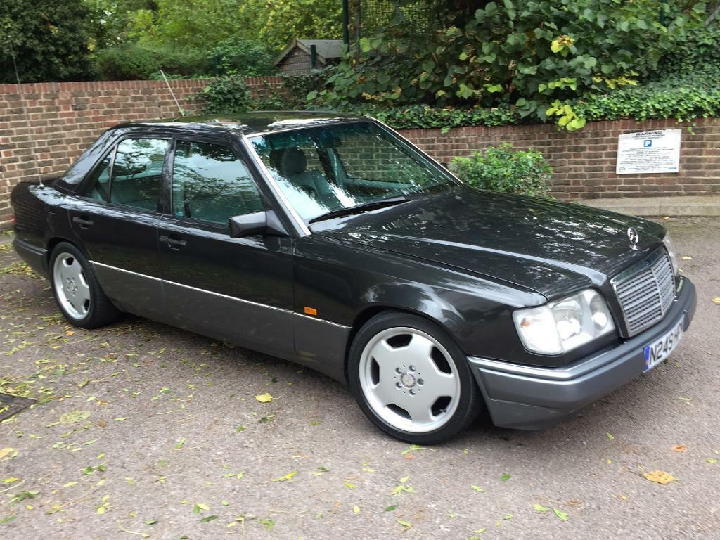 mercedes e220 classic old time historic w124 in hackney london gumtree. Black Bedroom Furniture Sets. Home Design Ideas