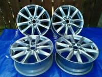 "Alloy wheels 18"" set of 4 for Mazda 3"