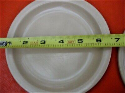 Lot Of 20 Melamine 6 12 Round Dessert Pie Restaurant Plate Used V.g.c
