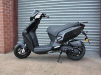 Brand New Ex Display KSR Epico 50cc scooter