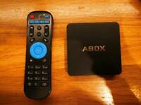 TV box ABOX for @£15