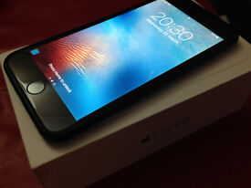 Apple iphone 6 plus unlocked 16GB Lovely condition any sim will work fully boxed genuine phone
