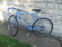 Lovely vintage Falcon bicycle fully re-built.