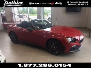 2017 Fiat 124 Spider Abarth | LEATHER | BLUETOOTH | PARKVIEW REA