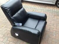 Recliner massage sofa chair