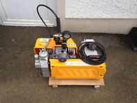 Bauer Poseidon PE100 Diving Compressor, electric motor version, 2014, as new