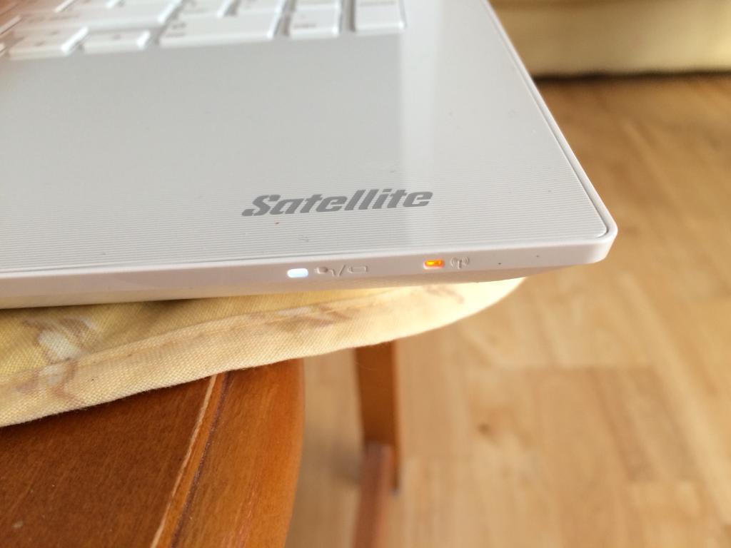 Toshiba satalite laptop