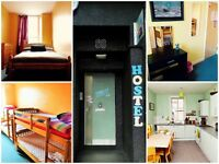 Receptionist needed for busy Hostel in Clifton