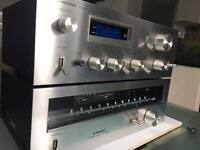 Pioneer sa-608 amp & tx-608 tuner