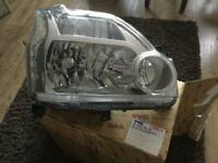Nissan X-Trail T31 head light