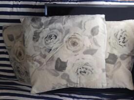 3 Next cushions