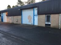 commercial units for rent in Cowdenbeath