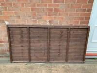 Fence Panel for free