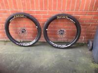 E Thirteen TRS+ 27.5 enduro wheels