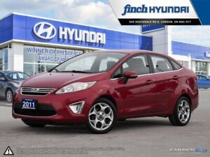 2011 Ford Fiesta SEL SEL   New Tires   New Front Brakes   Lea...
