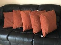 Cushions brand new with tags