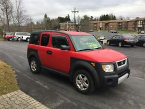 2005 Honda Element w/Y Pkg  jusr arrived all wheel drive