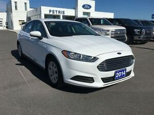 2014 Ford Fusion S  - BLUETOOTH