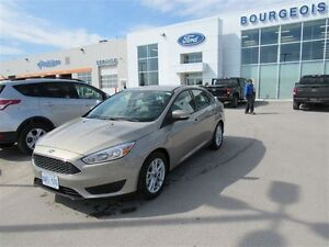 2016 Ford Focus DEMO*SE HEATED SEATS