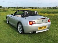 BMW Z4 E85 3.0 2005, very clean and tidy car