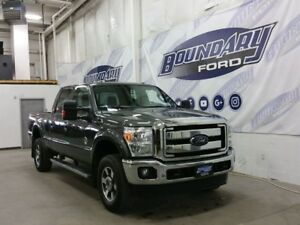 2016 Ford Super Duty F-350 SRW Lariat W/ Leather, Sunroof
