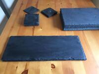 Slate mats