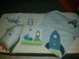 Mothercare SpaceDreamer Set