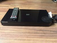 Samsung 3D Blu-Ray player with Smart Apps