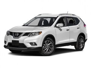 2016 Nissan Rogue SV AWD MOONROOF