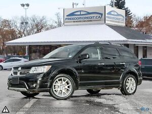 2015 Dodge Journey R/T AWD LEATHER NEW TIRES
