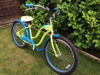 Schwinn ladies cruiser bicycle in excellent condition