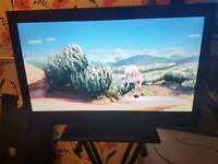 As new Hitachi 40 inch Super Slim LED full HD USB 1080p TV + can deliver