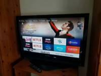 "42"" Panasonic TV (used)"