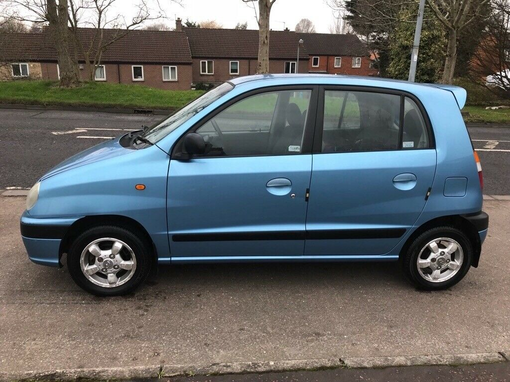 Hyundai Amica, only 55k miles, automatic, 5door