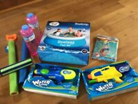 Best way Fast Set Paddling Pool with many accessories 6'x20''