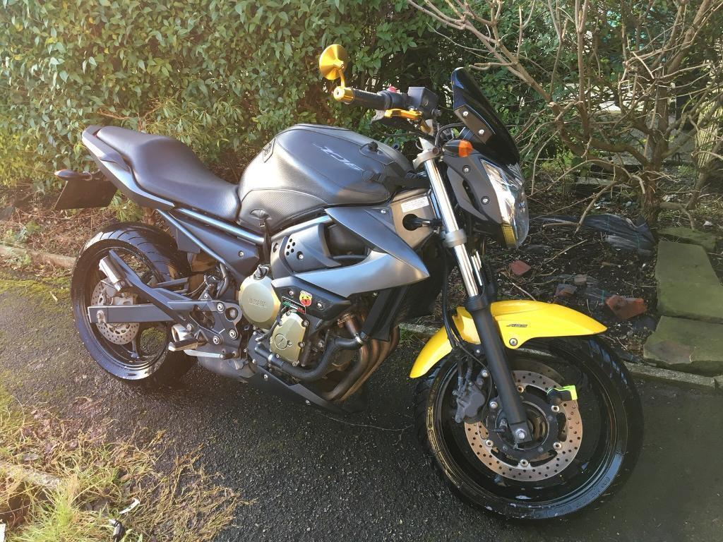 2010 Yamaha XJ6: pics, specs and information