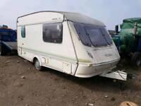 2 birth caravan (( ELDDIS ))