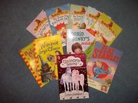 BOOKS for girls age 7+