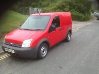 2009 09 Ford Transit Connect 1.8TDCi T200 SWB L 75PS Euro IV Van no vat £2695
