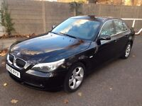 BMW 5 Series- full service history- excellent drive- popular-very neat and clean-ready to drive away