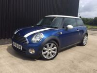 2009 MINI Hatch 1.6 Cooper D 3dr Chili Pack £20 Road Tax Up To 80MPG 2 Keys 2 Previous Owners May Px
