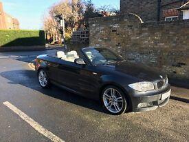 BMW 120D M Sport Full Spec with BMW I Drive