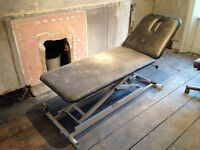 Selection of medical examination couches