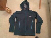North Face Point Five Gore-Tex Pro Jacket Men's Medium Green