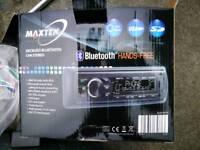 Car Bluetooth radio