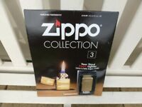 ZIPPO LIGHTER on MAGAZINE Issue No: 3 (Collectors)