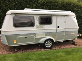 Eriba Troll 530GT 2007 With Pull out Awning & Safari Room